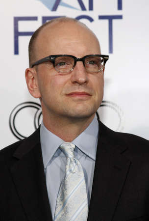 steven: Steven Soderbergh at the AFI FEST 2008 Centerpiece Gala Screening Of Che held at the Graumans Chinese Theatre in Hollywood on November 1, 2008.