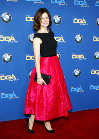 brandt: Betsy Brandt at the 66th Annual Directors Guild Of America Awards held at the Hyatt Regency Century Plaza Hotel in Los Angeles on January 25, 2014 in Los Angeles, California.