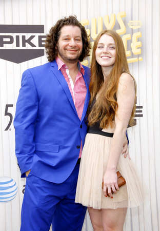 culver city: Jeffrey Ross at the 2013 Spike TV Guys Choice Awards held at the Sony Pictures Studios in Culver City in Los Angeles, USA om June 8, 2013.
