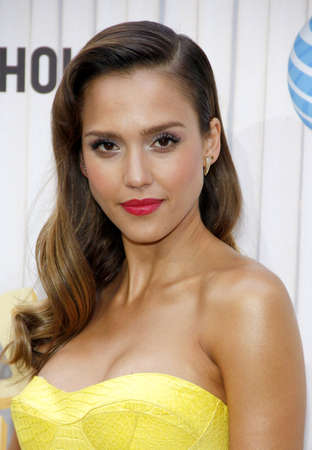 premieres: Jessica Alba at the 2013 Spike TV Guys Choice Awards held at the Sony Pictures Studios in Culver City in Los Angeles, USA om June 8, 2013.