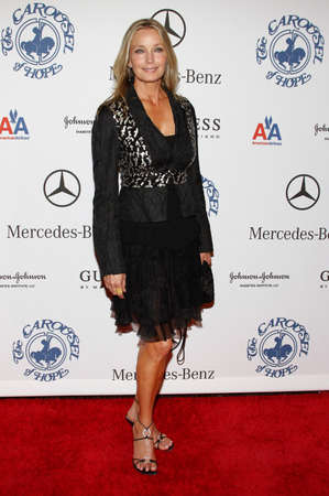 BEVERLY HILLS, CA - OCTOBER 25, 2008: Bo Derek at the 30th Anniversary Carousel Of Hope Ball held at the Beverly Hilton Hotel in Beverly Hills, USA on October 25, 2008.