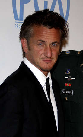 sean: Sean Penn at the 22nd Annual Producers Guild Awards held at the Beverly Hilton hotel in Beverly Hills, USA on January 22, 2011.