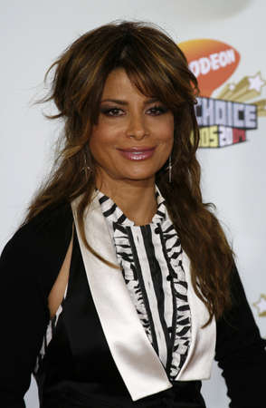 paula: Paula Abdul attends the Nickelodeons 20th Annual Kids Choice Awards held at the Pauley Pavilion - UCLA in Westwood, California on March 31, 2007.