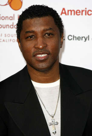 Kenneth Babyface Edmonds at the National Kidney Foundation of Southern California 28th Annual Gift of Life Celebration and Award Dinner held at the Warner Bros. Lot in Burbank, California on April 29, 2007.