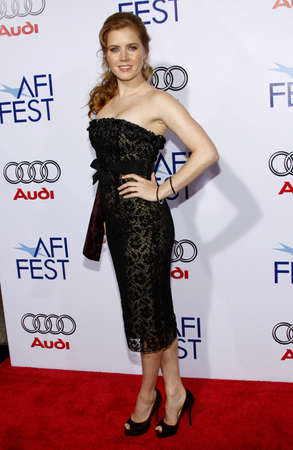 adams: Amy Adams at the AFI FEST 2008 Opening Night Film Premiere Of Doubt held at the Graumans Chinese Theater in Hollywood on November 30, 2008. Editorial