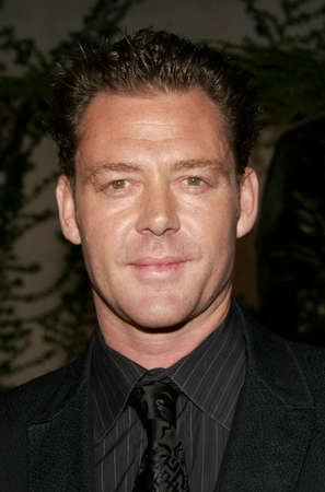 flux: HOLLYWOOD, CA - DECEMBER 01, 2005: Marton Csokas at the World premiere of Aeon Flux at the Cinerama Dome in Hollywood, USA on December 1, 2005.