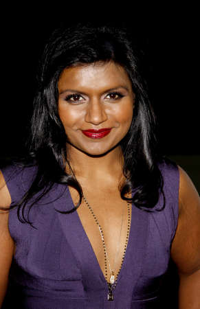 guild: Mindy Kaling at the 22nd Annual Producers Guild Awards held at the Beverly Hilton hotel in Beverly Hills, USA on January 22, 2011. Editorial
