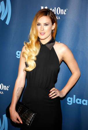 willis: Rumer Willis at the 24th Annual GLAAD Media Awards held at the JW Marriott Hotel in Los Angeles, United States, 200413.