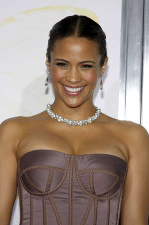 patton: HOLLYWOOD, CA - NOVEMBER 01, 2009. Paula Patton at the AFI FEST 2009 Screening of Precious held at the Graumans Chinese Theater in Hollywood, USA on November 1, 2009.