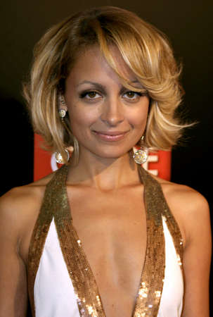 Nicole Richie attends the 57th Annual Emmy Awards TV Guide and Inside TV After Party held at the Roosevelt Hotel in Hollywood, California, on September 18, 2005.