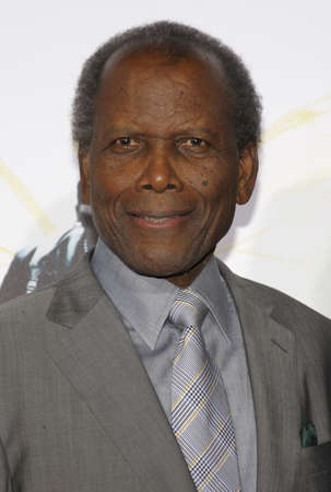 sidney: HOLLYWOOD, CA - NOVEMBER 01, 2009. Sidney Poitier at the AFI FEST 2009 Screening of Precious held at the Graumans Chinese Theater in Hollywood, USA on November 1, 2009.