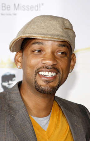 HOLLYWOOD, CA - NOVEMBER 01, 2009. Will Smith at the AFI FEST 2009 Screening of 'Precious' held at the Grauman's Chinese Theater in Hollywood, USA on November 1, 2009.