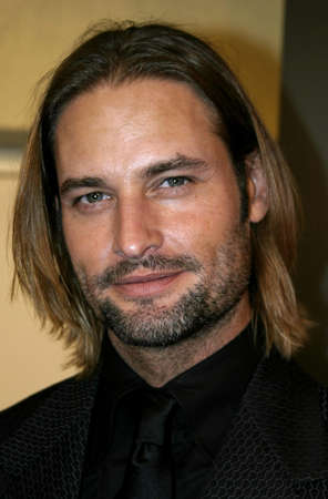 roosevelt hotel: Josh Holloway attends the 57th Annual Emmy Awards TV Guide and Inside TV After Party held at the Roosevelt Hotel in Hollywood, California, on September 18, 2005. Editorial