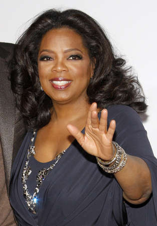 01: HOLLYWOOD, CA - NOVEMBER 01, 2009. Oprah Winfrey at the AFI FEST 2009 Screening of Precious held at the Graumans Chinese Theater in Hollywood, USA on November 1, 2009.