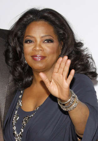 HOLLYWOOD, CA - NOVEMBER 01, 2009. Oprah Winfrey at the AFI FEST 2009 Screening of Precious held at the Graumans Chinese Theater in Hollywood, USA on November 1, 2009.