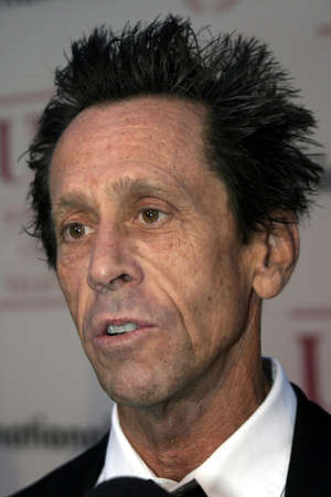 grazer: LOS ANGELES, CA - SEPTEMBER 26, 2004: Brian Grazer at the 75th Diamond Jubilee Celebration for the USC School of Cinema-Television held at the USCs Bovard Auditorium in Los Angeles, USA on September 26, 2004. Editorial