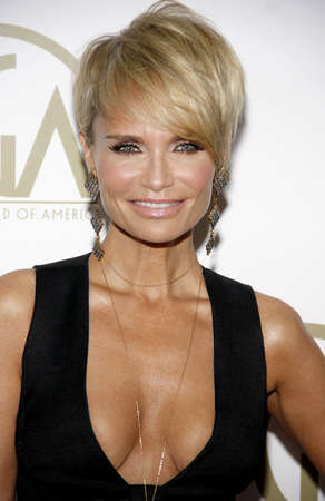 premieres: Kristin Chenoweth at the 25th Annual Producers Guild Awards held at the Beverly Hilton Hotel in Los Angeles, USA on January 19, 2014.