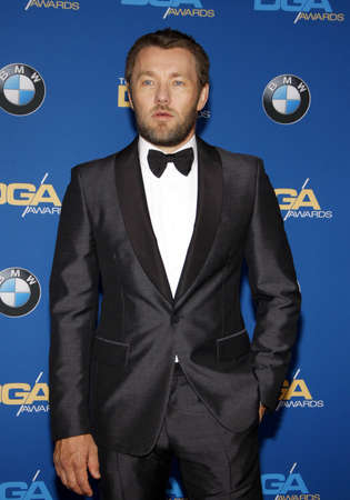 guild: Joel Edgerton at the 68th Annual Directors Guild Of America Awards held at the Hyatt Regency Century Plaza in Los Angeles, USA on February 6, 2016.