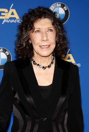 guild: Lily Tomlin at the 68th Annual Directors Guild Of America Awards held at the Hyatt Regency Century Plaza in Los Angeles, USA on February 6, 2016.
