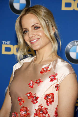 guild: Mena Suvari at the 68th Annual Directors Guild Of America Awards held at the Hyatt Regency Century Plaza in Los Angeles, USA on February 6, 2016.