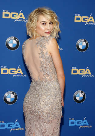 guild: Chelsea Kane at the 68th Annual Directors Guild Of America Awards held at the Hyatt Regency Century Plaza in Los Angeles, USA on February 6, 2016. Editorial