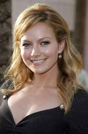 """leonard: Becki Newton at the Academy of Television Arts & Sciences Presentation An Evening with """"Ugly Betty"""" held at the Leonard H. Goldenson Theatre in North Hollywood, USA on April 30, 2007."""