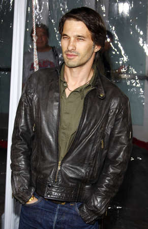 martinez: Olivier Martinez attends the Los Angeles Premiere of American Gangster held at the ArcLight Cinemas in Hollywood, California, United States on October 29, 2007.