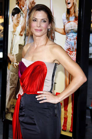 steve: Sandra Bullock at the Los Angeles premiere of All About Steve held at the Graumans Chinese Theatre in Los Angeles on August 26, 2009.