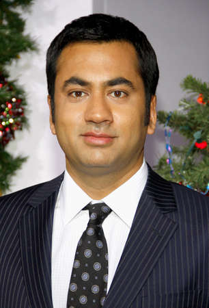 hollywood christmas: Kal Penn at the Los Angeles premiere of A Very Harold & Kumar 3D Christmas held at the Graumans Chinese Theater in Hollywood on November 2, 2011.