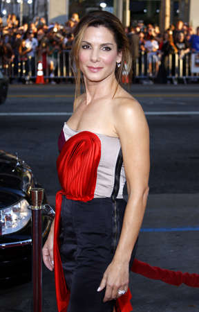 bullock: Sandra Bullock at the Los Angeles premiere of All About Steve held at the Graumans Chinese Theatre in Los Angeles on August 26, 2009.