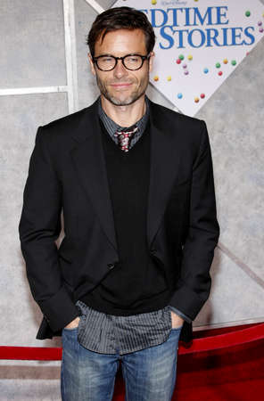 premiere: Guy Pearce at the Los Angeles premiere of Bedtime Stories held at the El Capitan Theater in Hollywood, USA on December 18, 2008.