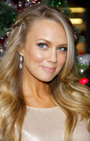 Melissa Ordway at the Los Angeles premiere of A Very Harold & Kumar 3D Christmas held at the Graumans Chinese Theater in Hollywood on November 2, 2011. Editöryel
