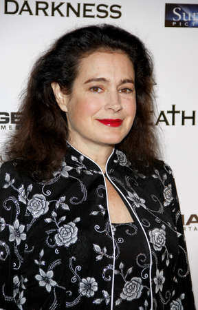 sean: Sean Young at the Los Angeles premiere of Beneath The Darkness held at the Egyptian Theater in Hollywood, USA on January 4, 2012.