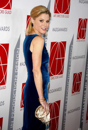Julie Bowen at the 19th Annual Art Directors Guild Excellence In Production Design Awards held at the Beverly Hilton Hotel in Beverly Hills on January 31, 2015. Editöryel
