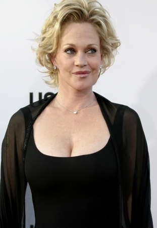 Melanie Griffith at the 2004 AFI Lifetime Achievement Award held at the Kodak Theatre in Hollywood on June 10, 2004. Editorial