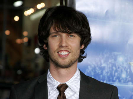 Jon Heder attends the Los Angeles Premiere of Blades of Glory held at the Manns Chinese Theater in Hollywood, California on March 28, 2007. Copyright 2007 by Popular Images Editorial