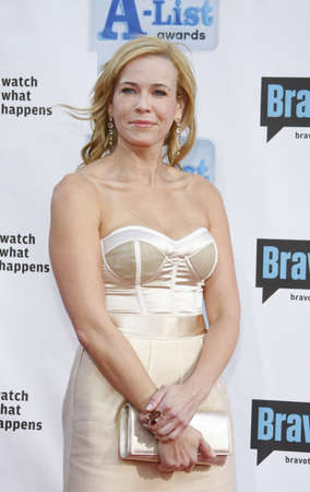 handler: Chelsea Handler at the 2009 Bravos A-List Awards held at the Orpheum Theatre in Los Angeles on April 5, 2009.