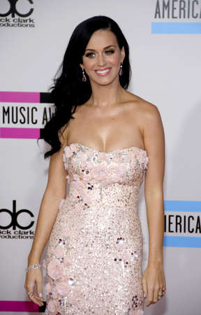 perry: Katy Perry at the 2010 American Music Awards held at the Nokia Theatre L.A. Live in Los Angeles on November 21, 2010.