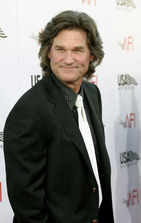 kodak: Kurt Russell at the 2004 AFI Lifetime Achievement Award held at the Kodak Theatre in Hollywood on June 10, 2004. Editorial