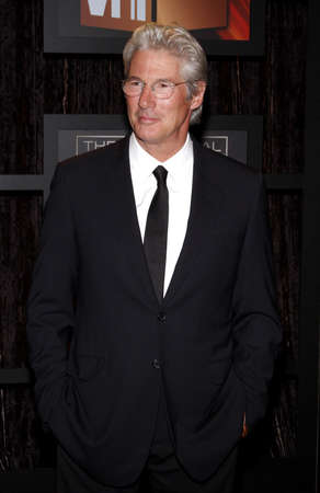 richard: Richard Gere at the 14th Annual Critics Choice Awards held at the Santa Monica Civic Center in Santa Monica on January 8, 2009. Editorial
