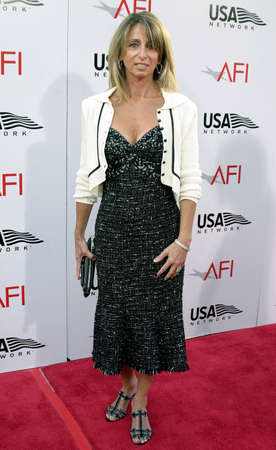 bonnie: Bonnie Hammer at the 2004 AFI Lifetime Achievement Award held at the Kodak Theatre in Hollywood on June 10, 2004. Credit: Lumeimages.com