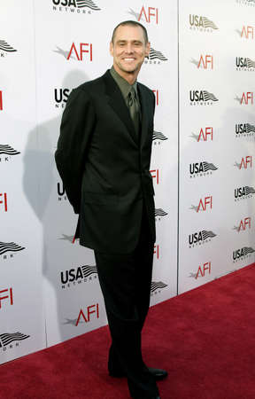 kodak: Jim Carrey at the 2004 AFI Lifetime Achievement Award held at the Kodak Theatre in Hollywood on June 10, 2004.