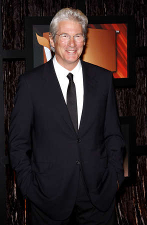 Richard Gere at the 14th Annual Critics Choice Awards held at the Santa Monica Civic Center in Santa Monica on January 8, 2009. Editorial