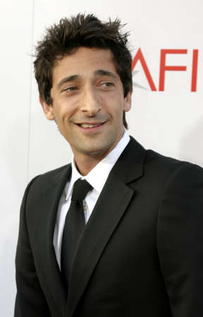 kodak: Adrien Brody at the 2004 AFI Lifetime Achievement Award held at the Kodak Theatre in Hollywood on June 10, 2004. Credit: Lumeimages.com Editorial