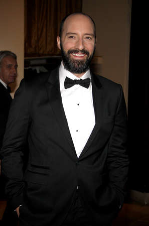 hale: Tony Hale at the 19th Annual Art Directors Guild Excellence In Production Design Awards held at the Beverly Hilton Hotel in Beverly Hills on January 31, 2015.