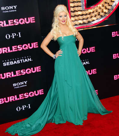christina: Christina Aguilera at the Los Angeles premiere of Burlesque held at the Graumans Chinese Theater in Hollywood on November 15, 2010.