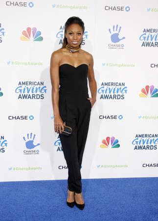 felix: Allyson Felix at the 2012 American Giving Awards held at the Pasadena Civic Auditorium in Pasadena on Decmber 7, 2012.