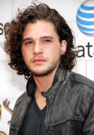 Kit Harington at the 2012 Spike TV's Guys Choice Awards held at the Sony Studios in Culver City on June 2, 2012.