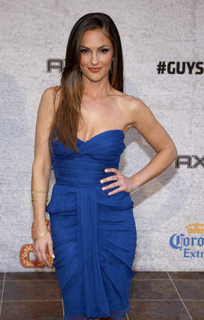 culver city: Minka Kelly at the 2011 Spike TVs Guys Choice Awards held at the Sony Studios in Culver City on June 4, 2011. Credit: Lumeimages.com Editorial