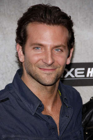 cooper: Bradley Cooper at the 2010 Spike TV's Guys Choice Awards held at the Sony Pictures Studios in Culver City on June 5, 2010.